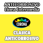 Cartilla de Colores Corona Clasica Anticorrosivo