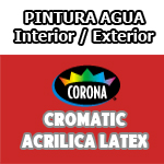 Cartilla de Colores Corona Cromatic Acrilica
